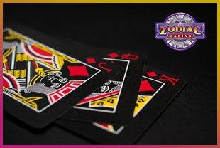 Zodiac Casino Blackjack No Deposit Bonus  wildonlinecasinos.com
